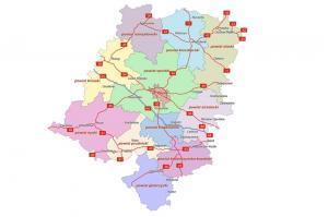 Drogi w województwie opolskim