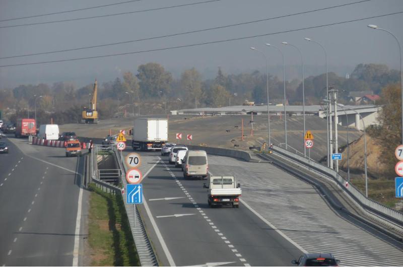 Wschodnia obwodnica Krakowa w ciągu drogi ekspresowej S7